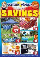 2016 October Savings Sale