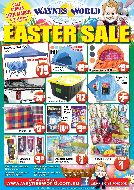 2016 March Easter Sale