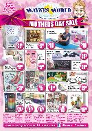 2016 May Mothers Day Sale